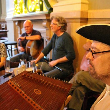 Plough and the Stars Sunday Traditional Irish Music Session
